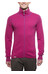 Woolpower 400 Full Zip Jacket Unisex Cerise/Purple